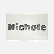 Nichole Wolf Rectangle Magnet
