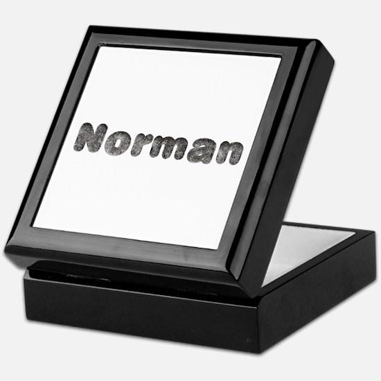 Norman Wolf Keepsake Box
