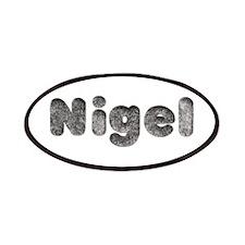 Nigel Wolf Patch