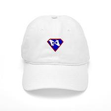 Super ASL Interpreter - Blue Baseball Cap