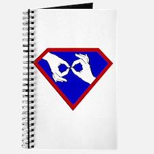 Super ASL Interpreter - Blue Journal