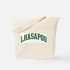 Lhasapoo (green) Tote Bag