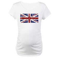 """Red Navy Union Jack"" Shirt"