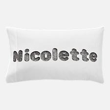 Nicolette Wolf Pillow Case