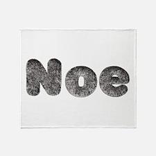 Noe Wolf Throw Blanket