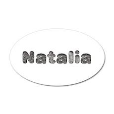 Natalia Wolf Wall Decal