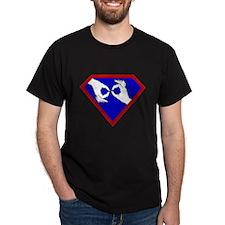 Super ASL Interpreter - Blue T-Shirt