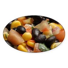 Blackbean and Corn Salad Decal