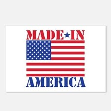 Made in America Postcards (Package of 8)
