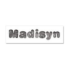 Madisyn Wolf 10x3 Car Magnet