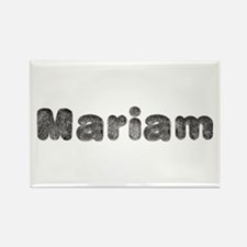Mariam Wolf Rectangle Magnet