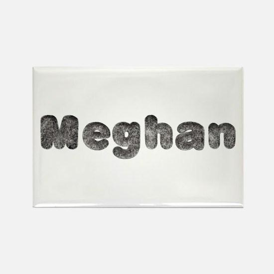 Meghan Wolf Rectangle Magnet
