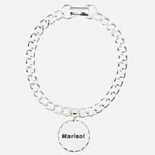 Marisol Wolf Charm Bracelet