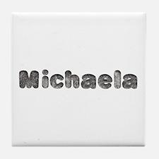 Michaela Wolf Tile Coaster
