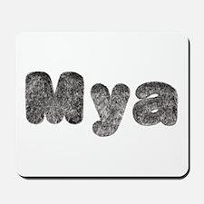 Mya Wolf Mousepad