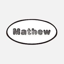 Mathew Wolf Patch