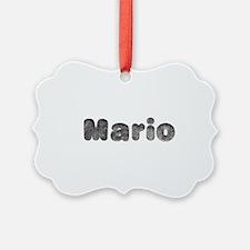 Mario Wolf Ornament