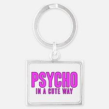 Psycho Cutie Keychains