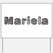 Mariela Wolf Yard Sign