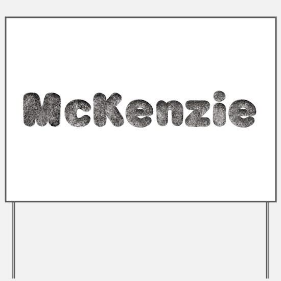 McKenzie Wolf Yard Sign