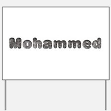 Mohammed Wolf Yard Sign