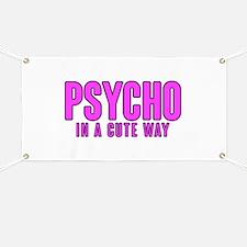 Psycho Cutie Banner