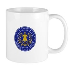 Truth Logo Medallion Mug