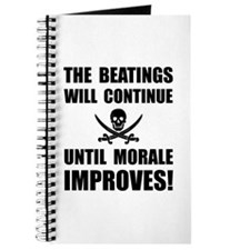 Beatings Morale Improve Journal