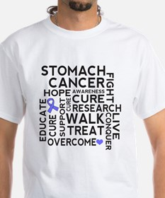 Stomach Cancer Awareness T-Shirt