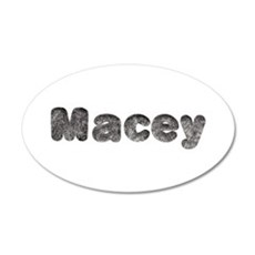 Macey Wolf Wall Decal
