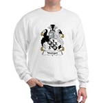 Younger Family Crest  Sweatshirt