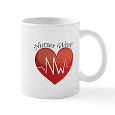 Nurses Week Logo Mugs