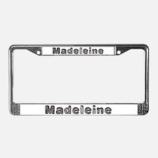 Madeleine Wolf License Plate Frame