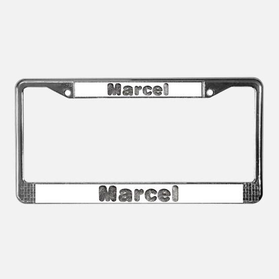 Marcel Wolf License Plate Frame