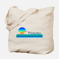 Nickolas Tote Bag