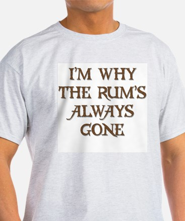 imwhyrumsgone.png T-Shirt