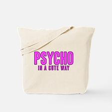 Psycho Cutie Tote Bag