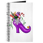 Christmas Shoe Journal