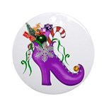 Christmas Shoe Ornament