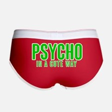 Psycho Cutie Women's Boy Brief