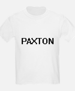 Paxton digital retro design T-Shirt