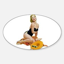 Pin-Up 001 Decal
