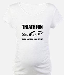 Triathlon Rinse Repeat Shirt