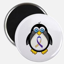 Bladder Cancer Ribbon Magnet