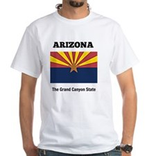 Arizona flag and slogan Shirt