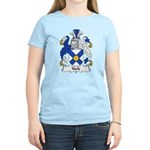 York Family Crest Women's Light T-Shirt