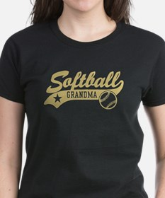Softball Grandma Tee