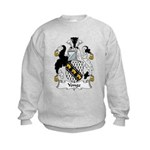 Yonge Family Crest Kids Sweatshirt