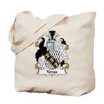 Yonge Family Crest Tote Bag