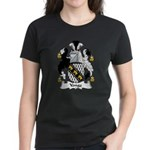 Yonge Family Crest Women's Dark T-Shirt